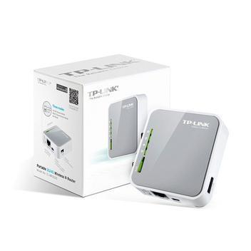 Roteador mini wireless portatil 3g/4g tl-mr3020 tp link -