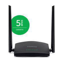 Roteador wireless intelbras 300 mbps rf 301k - roteador -