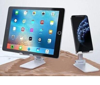 Suporte universal de celular mesa escritório portátil