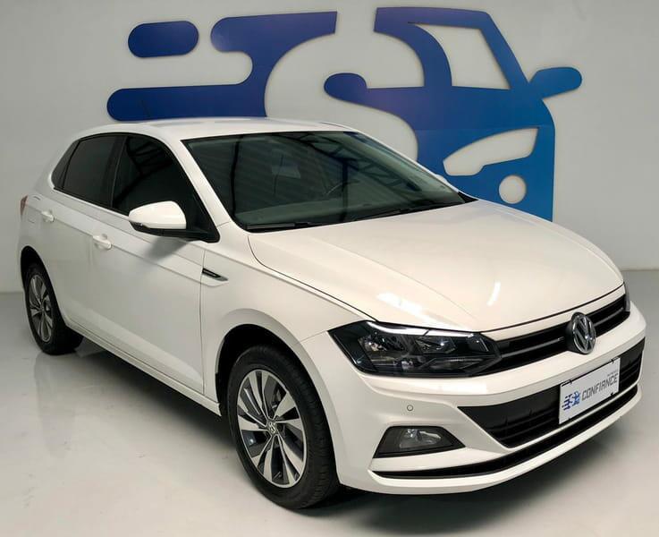 Volkswagen polo hatch 1.0 200 tsi comfortline branco