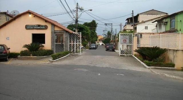 Alugo casa duplex dentro condomínio fechado