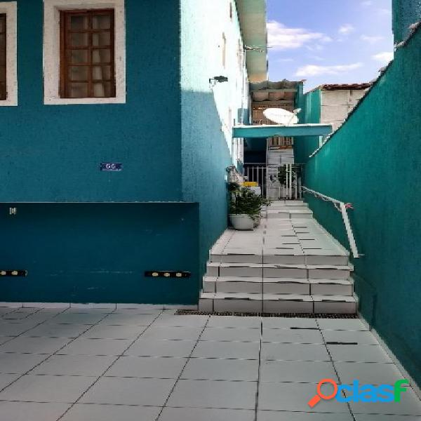 Sobrado - Venda - Guarulhos - SP - Jardim Monte Carmelo