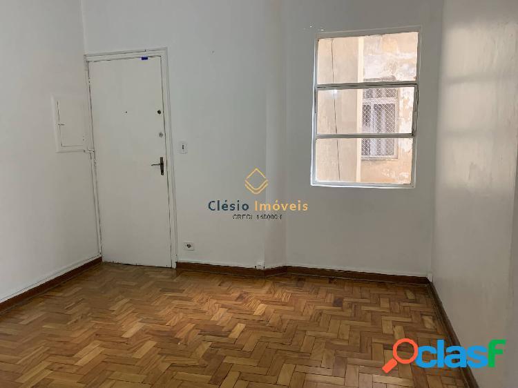 Apartamento um dormitório para alugar, bela vista