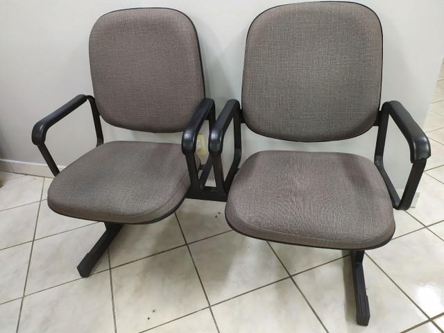 Cadeira dupla