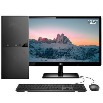 Computador pc completo intel 8ª geração monitor led