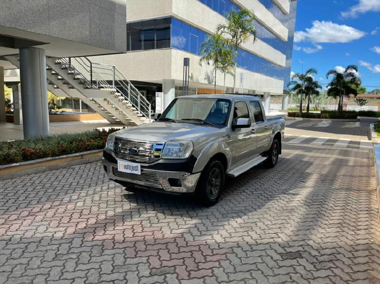 Ford ranger 2.3 xlt 16v prata 2010/2011 - brasília 1480311