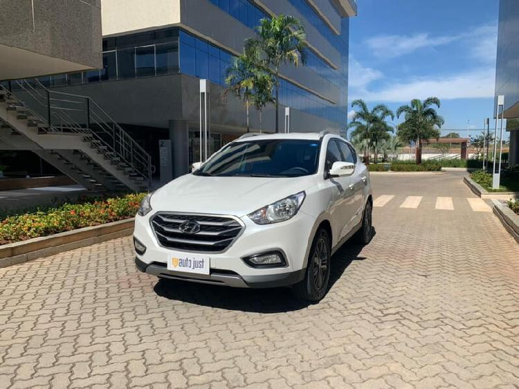 Hyundai ix35 2.0 16v branco 2018/2019 - brasília 1480350