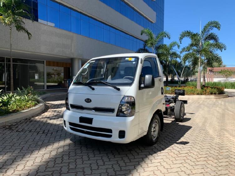 Kia bongo 2.5 k788 branco 2021/2022 - brasília 1480332