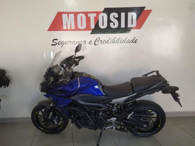 Mt 09 tracer 2018