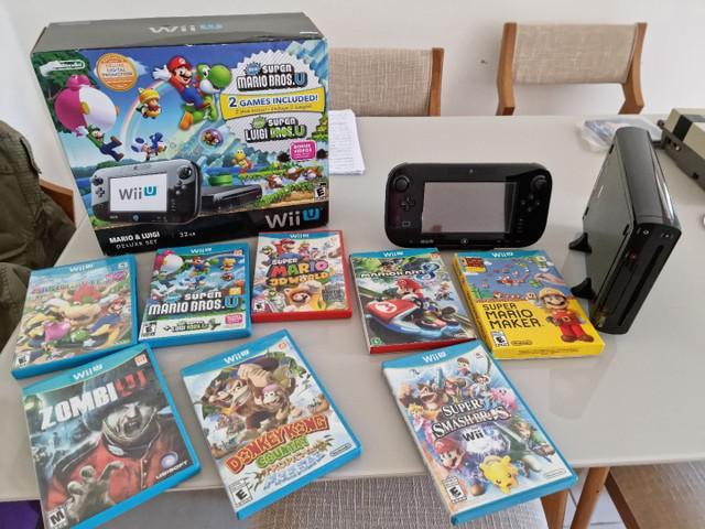 Nintendo wii u completo