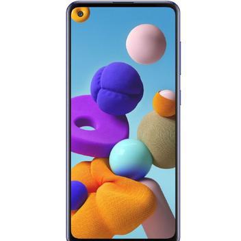 Smartphone galaxy a21s android 6,5 polegadas 64gb 4gb ram