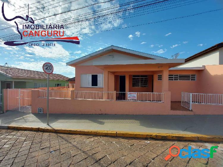 Casa, 4 dormitórios, centro - piraju - sp