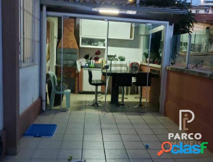 Área privativa 03 quartos a venda no santa tereza