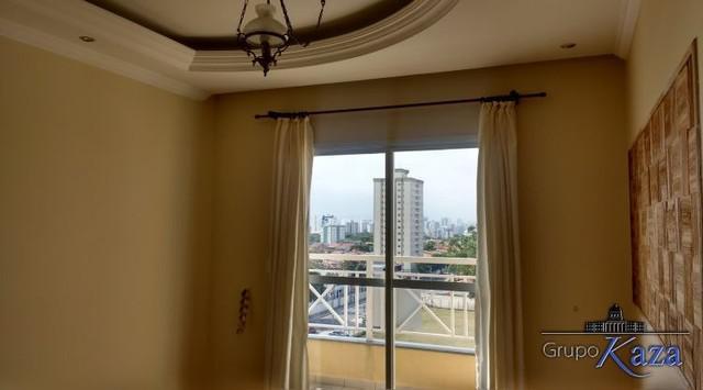 Apartamento cobertura duplex com 3 banheiros para alugar,