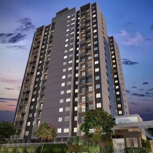 Apartamento à venda no bairro chácara santo antônio (zona
