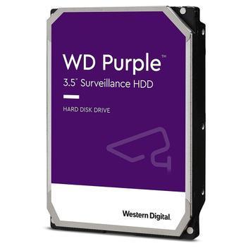 Hd 2tb sata 3 western digital wd20pur purple - armazenamento
