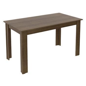 Mesa madesa com tampo de madeira 5231 - madesa móveis -