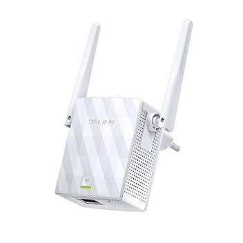 Repetidor wi fi 300mbps 2.4 2.4835ghz 2 antenas tl-wa855re