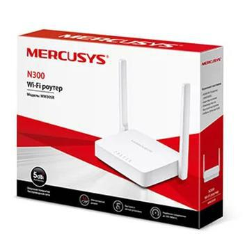 Roteador wireless 300mbps ipv6 mercusys mw301r wi-fi 2