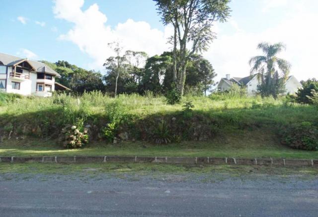 Terreno à venda, 1385 m² por r$ 630.000,00 - mato queimado