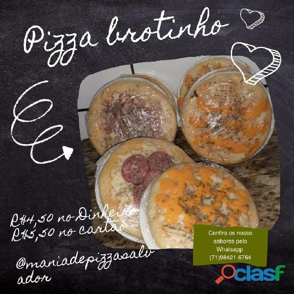 Pizza brotinho Atacado¨& Varejo