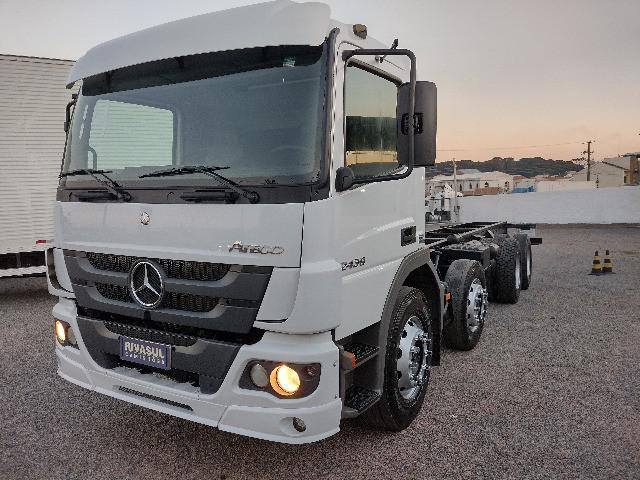 Atego 2430 bi truck