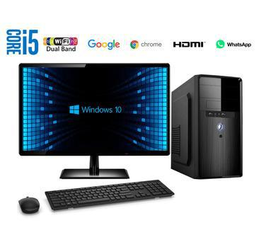 Computador completo intel core i5 8gb hd 500gb windows 10
