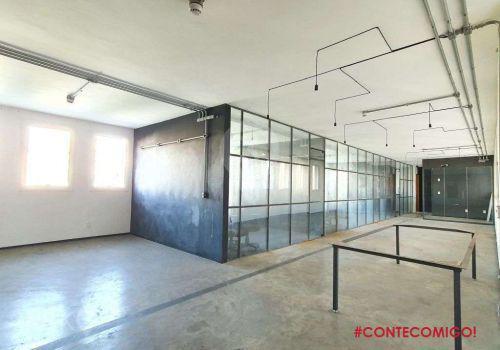 Conjunto comercial para locação na vila buarque - 171m² -