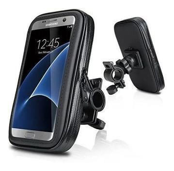 Suporte case capa celular à prova d'água 6,3'' gps moto
