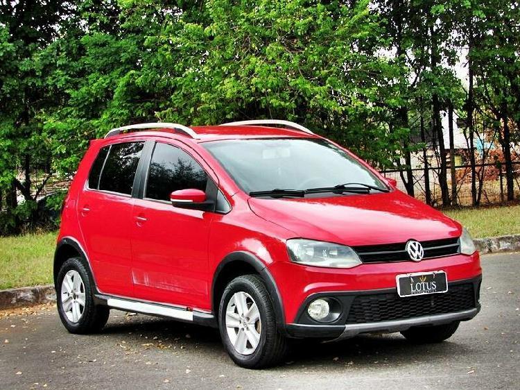 Volkswagen crossfox 1.6 verde 2011/2011 - brasília 1482446