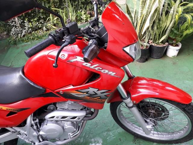 Honda nx falcon 400