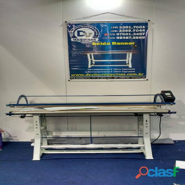 solda banner 1,5 m 10 mm
