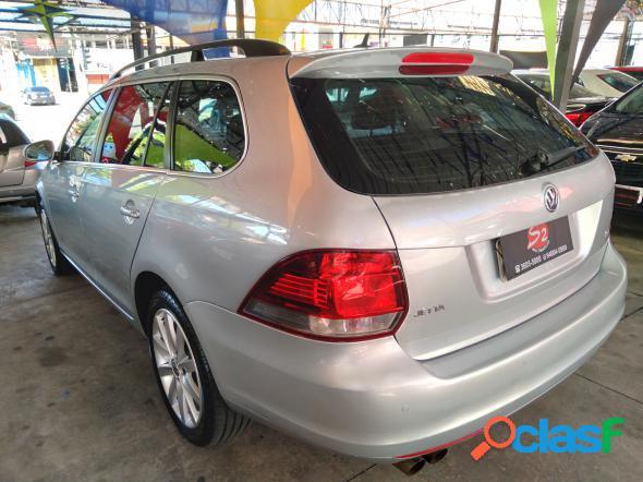 Volkswagen jetta variant 2.5 20v 170cv tiptronic prata 2012 2.5 gasolina