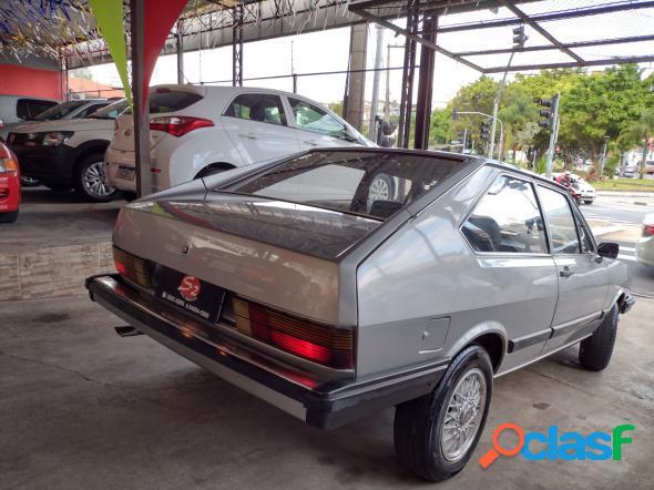 Volkswagen passat ls 1.6 cinza 1983 1.6 alcool