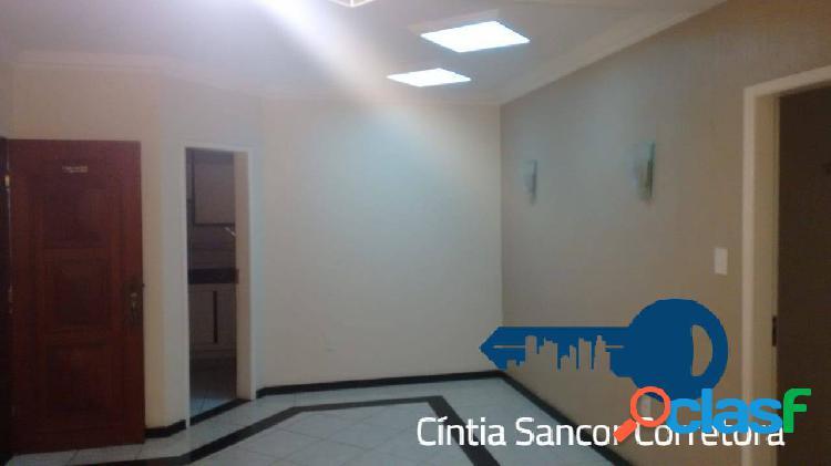 Centro: apartamento com 03 quartos, sendo 01 suíte
