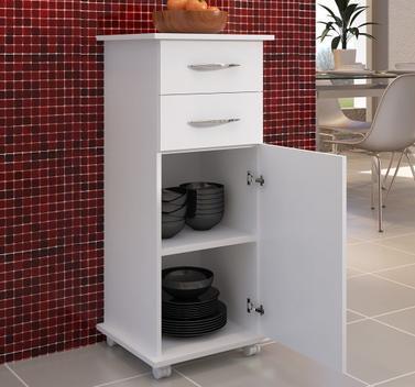 Armário gaveteiro cozinha banheiro área serviço - lar