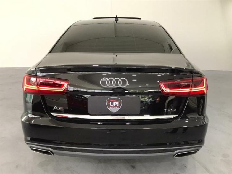 Audi a6 2.0 ambiente preto 2015/2016 - são paulo 1484191
