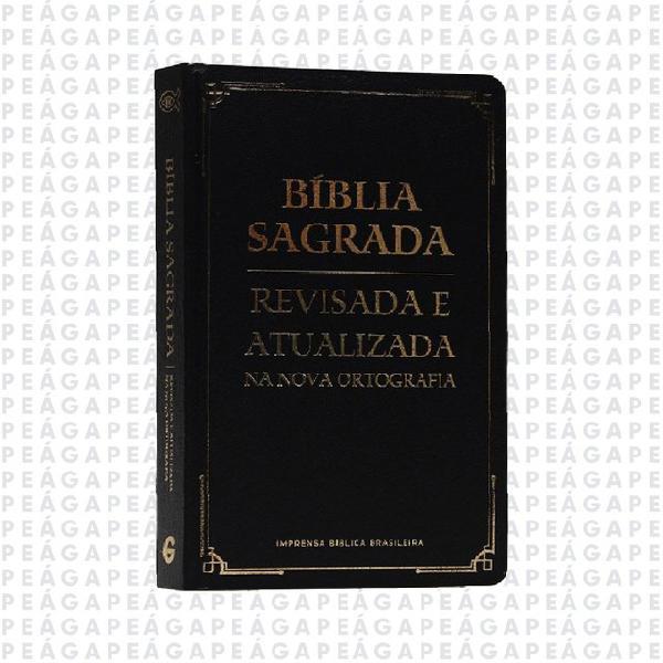 BÍBLIA LETRA GIGANTE
