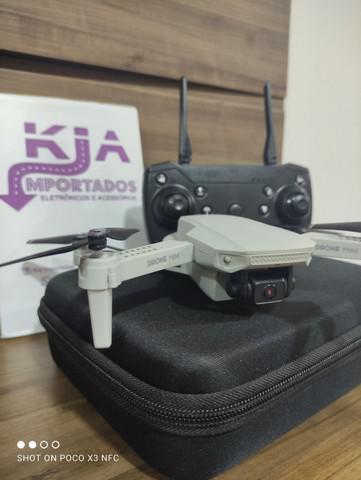 Drone e88 com câmera 720p wifi /