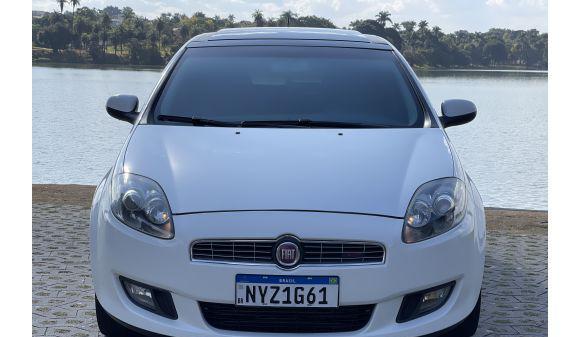 Fiat bravo 1.4 t-jet 1.4 16v turbo 5p 11/12 branco