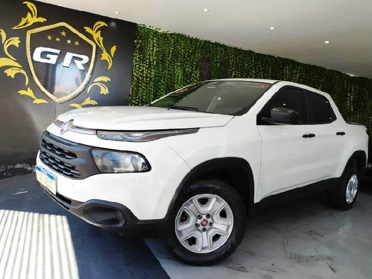 Fiat toro 1.8 endurance at6 branco 2018/2019 - são paulo