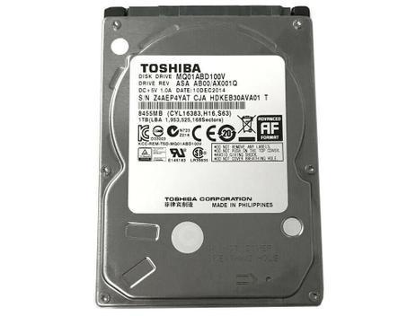 Hd notebook 2.5 1tb sata 3 toshiba - outros informática -