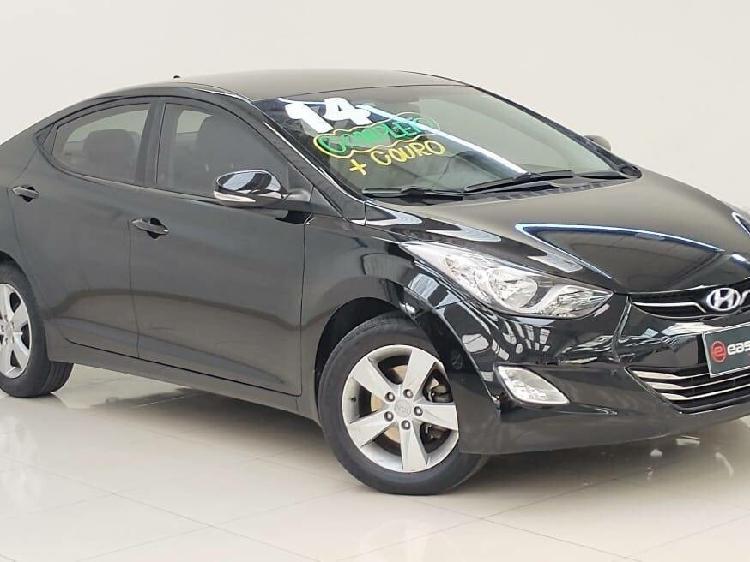 Hyundai elantra 2.0 16v preto 2013/2014 - osasco 1485512