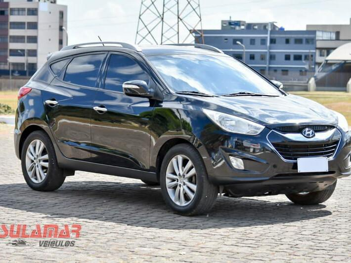 Hyundai ix35 2.0 gls preto 2010/2011 - brasília 1485325