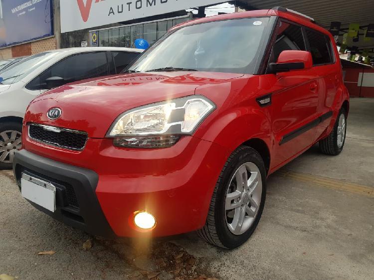 Kia soul 1.6 ex vermelho 2010/2011 - goiânia 1483527