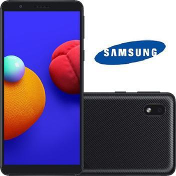Smartphone galaxy a01 core 32gb sm-a013 samsung preto -