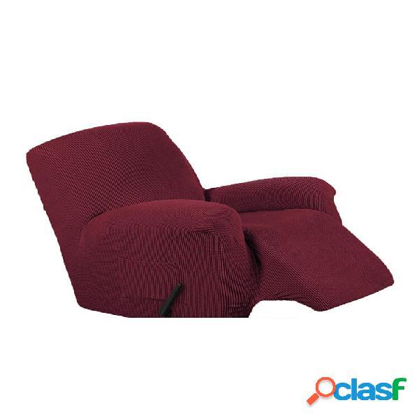 Coberturas para cadeiras reclináveis de alto alongamento, tudo incluído, capa antiderrapante impermeável e protetor de m