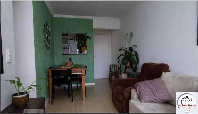 Apartamento à venda no vila guarani (zona sul) - são