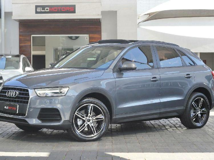 Audi q3 1.4 ambiente cinza 2015/2016 - goiânia 1487195