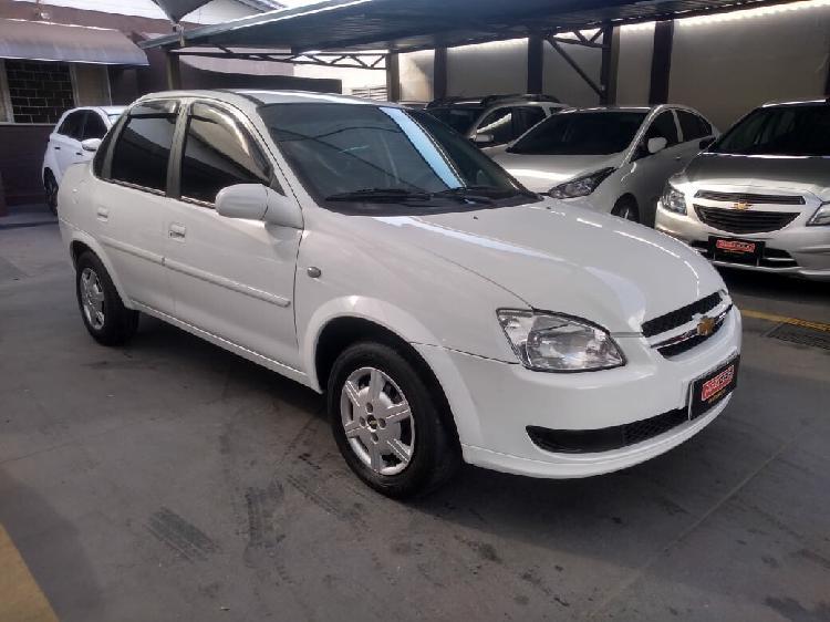 Chevrolet classic 1.0 ls 8v branco 2013/2013 - goiânia